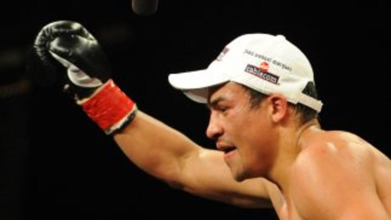 Juan Manuel Márquez busca como sea una tercera pelea con Manny Pacquiao,...