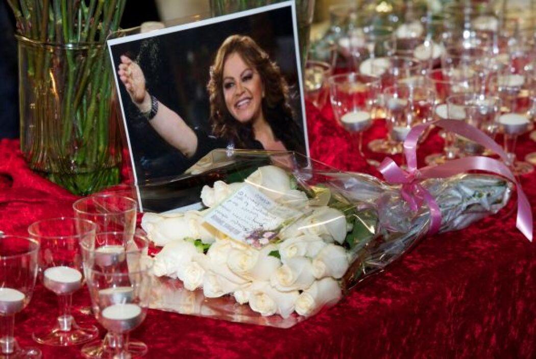 El último adiós a Jenni Rivera tendrá que ser en grande, como ella lo fu...