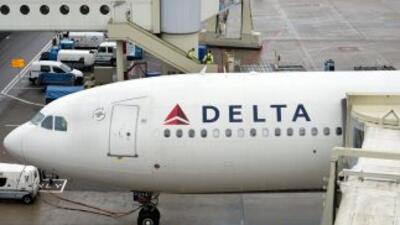 Avión de Delta Airlines. (Archivo)
