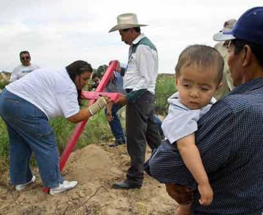 Visitas a la narcociudadAdemás de la ayuda coordinada con el gobierno de...