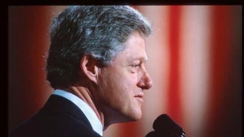 El día en que Bill Clinton pronunció el peor discurso de su vida