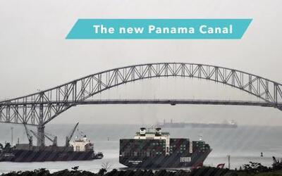 A journey along Panama Canal history