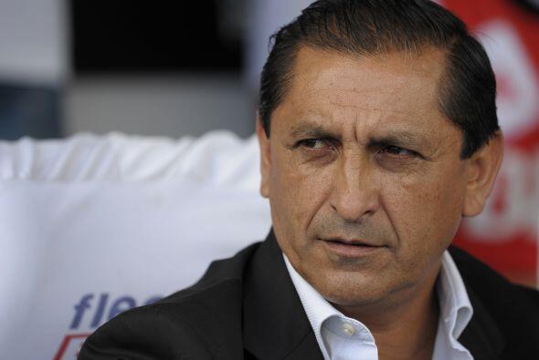 """El argentino Ramón """"Pelado"""" Díaz, que ocupa el c..."""