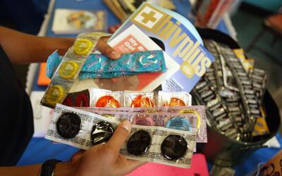 La mayor tasa de nuevos diagnósticos de VIH se registró el...
