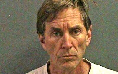 Jeffrey Scott Jones al ser arrestado en 2013.