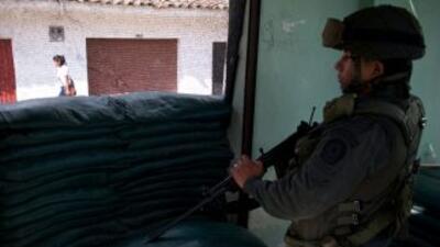 Fuerzas Armadas de Colombia.
