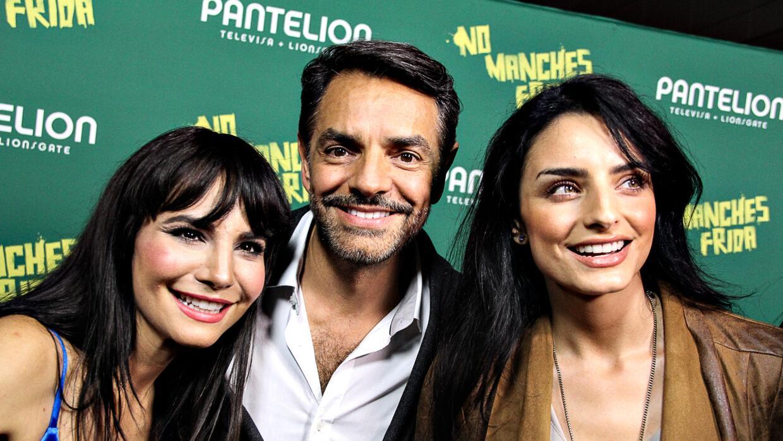 Premiere de 'No manches, Frida'