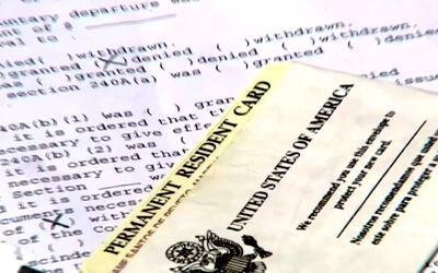 Residentes legales en Estados Unidos, ¿tienen riesgo de deportación?