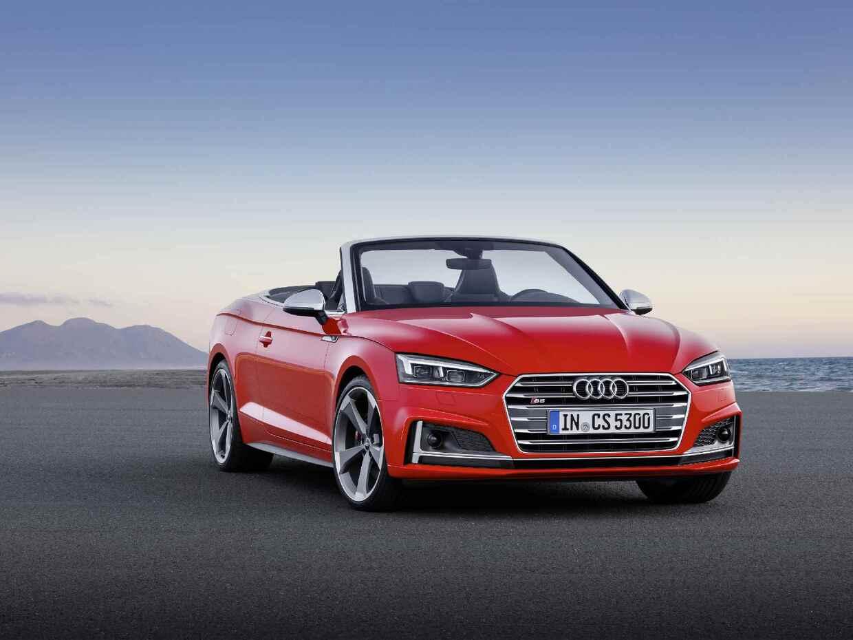 Este es el nuevo Audi S5 Cabriolet