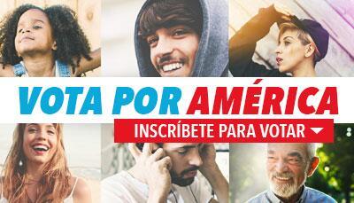 Vota por América