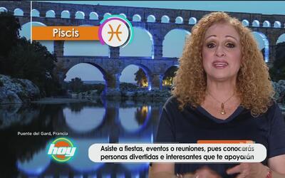 Mizada Piscis 22 de noviembre de 2016