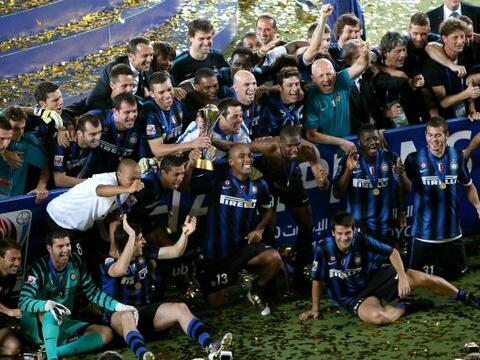 Inter se consagró Campeón del Mundial de Clubes luego de g...