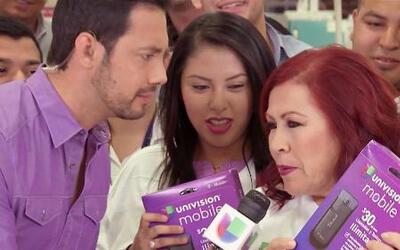 Univision Mobile une a las familias
