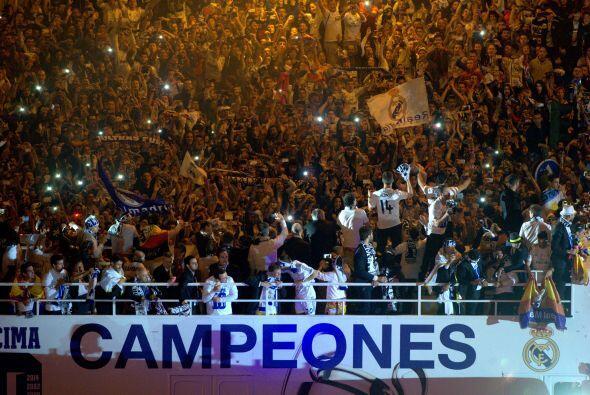 En el Estadio de la Luz de Lisboa, el Real Madrid se llevó su d&e...