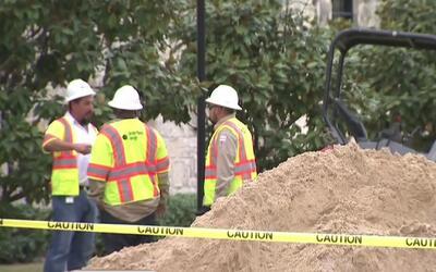 Fuga de gas en la calle Genesee obliga a las autoridades de Houston evac...