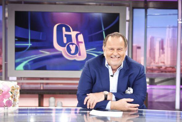 El famoso presentador del Gordo y la Flaca, Raúl De Molina, ha luchado c...