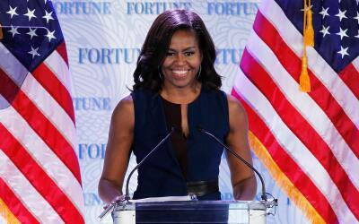 El carisma de la primera dama consigue unir hasta las opiniones m&aacute...
