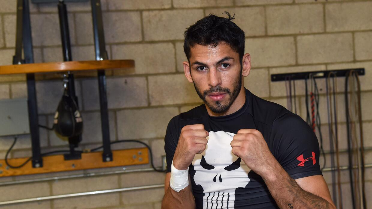Jorge Linares defenderá ante Kevin Mitchell