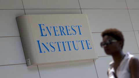 Everest, uno de los institutos de Corinthian Colleges que cerró p...