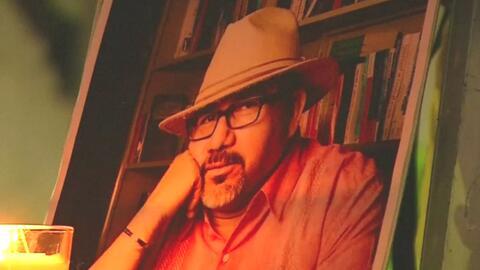 México despide con honores al periodista Javier Valdez