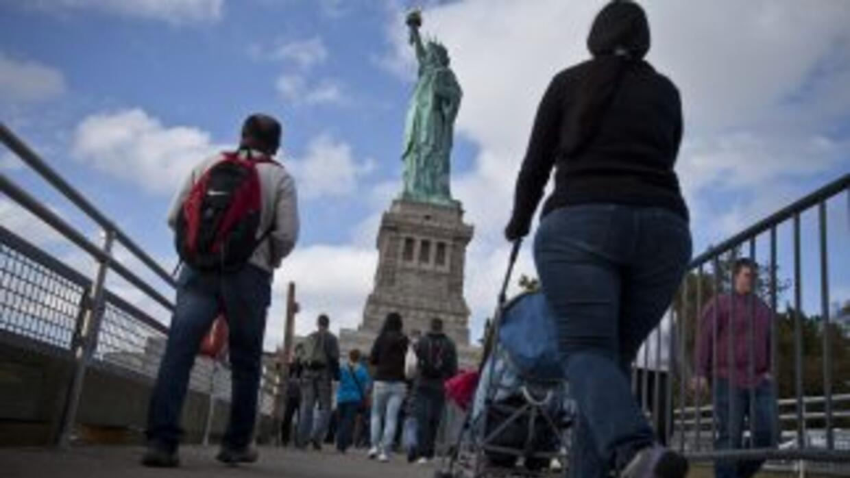 La ciudad de Nueva York es la ciudad del país con más turistas extranjeros.