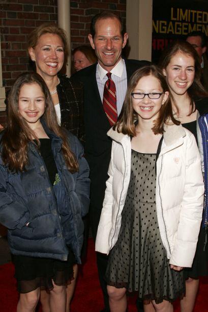 Elliot Spitzer fue fiscal del estado de New York y desde su puesto, comb...