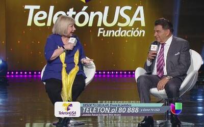 Cristina pide que dejen de criticar y que se pongan a donar para Teletón...