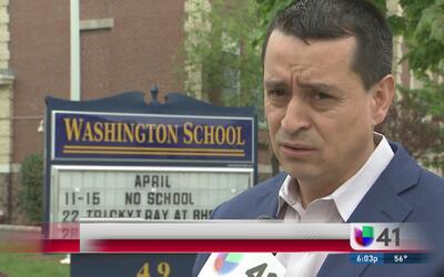 Altos niveles de plomo en 6 de 7 escuelas de Bergenfield, Nueva Jersey