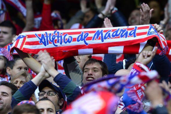 A pesar de los altos precios en las entrada el Santiago Bernabéu lució u...