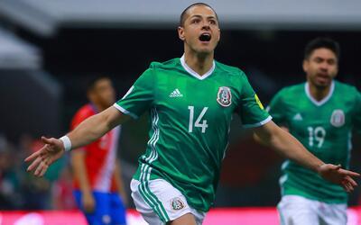 Así fueron los 46 goles que llevaron a 'Chicharito' a lo alto de la hist...