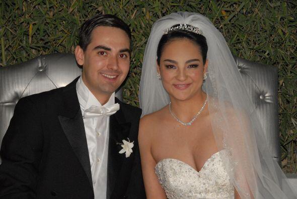 Después del matrimonio religioso llegó el enlace por el ci...