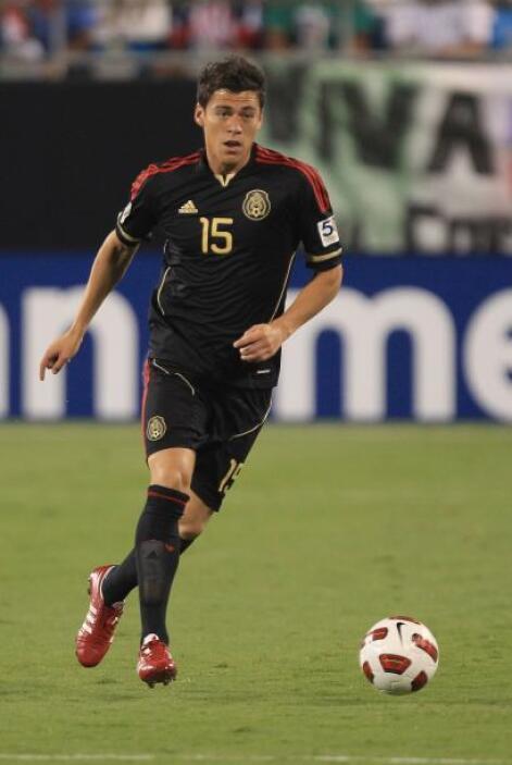 Moreno, de 23 años, jugará con el equipo catalán por las próximas cinco...