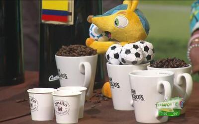 ¿Un Mundial con aroma de café?