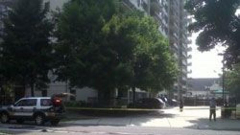 Se derrumbo edificio de parqueo en Hackensack, Nueva Jersey, causo grave...