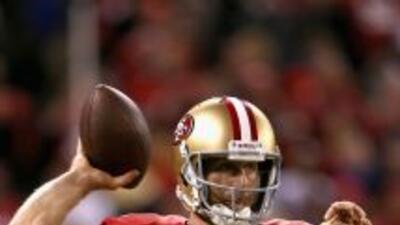 Alex Smith ha llevado a los 49ers a ganar los primeros dos juegos de la...
