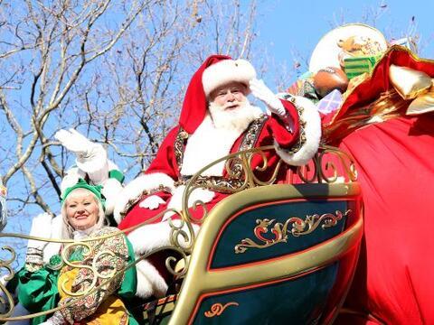 Santa debe responder millones de peticiones cada año y quiere que...