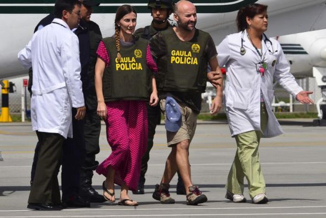 Al citar algunos testimonios que le dieron los dos españoles, Guatibonza...
