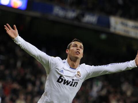 Cristiano Ronaldo y sus goles le dieron el triunfo al Real Madrid ante e...