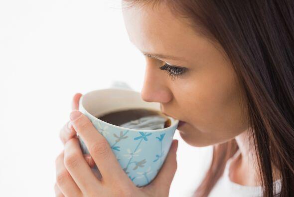 El café también es un buena medida para tu organismo. El sitio de MujerH...
