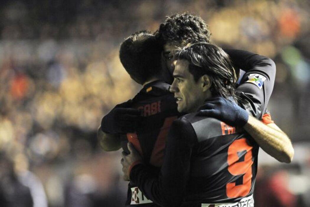 Un triunfo claro de 2-0 para el Atlético de Madrid, que aún no pierde la...