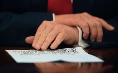 El presidente prometió en febrero dar a conocer en semanas un pla...