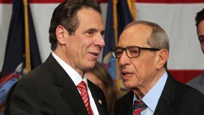 Mario Cuomo, exgobernador de Nueva York, falleció a los 82 años