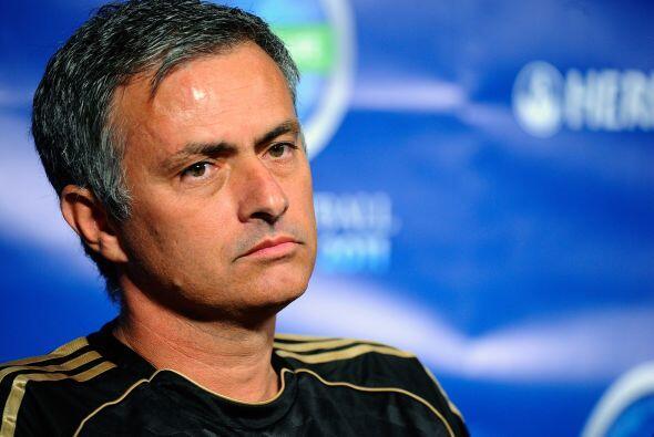 Mourinho, odiado y amado...pero uno de los mejores técnicos. Exitoso y c...
