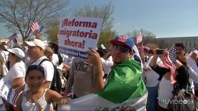 Republicanos presentan principios para legalizar a indocumentados