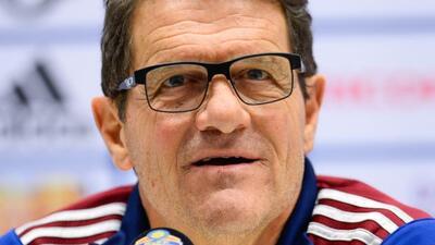 El técnico italiano enalteció la forma de jugar del Atlético de Madrid d...
