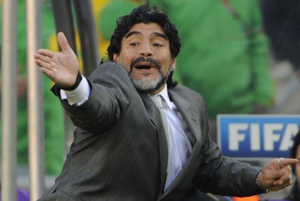 El entrenador argentino, que fue campeón como jugador en México 1986, ah...