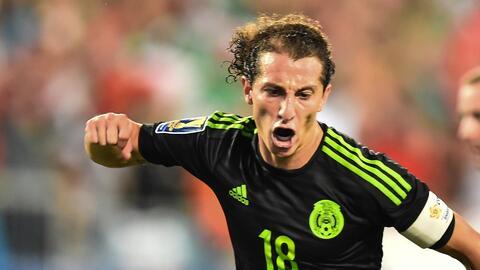 Andrés Guardado cargó al equipo Tricolor a sus espaldas lo llevó a Semif...