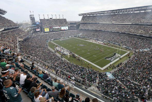 Lunes, Oct. 19 -- Giants vs. Eagles, Lincoln Financial Field, Philadelph...