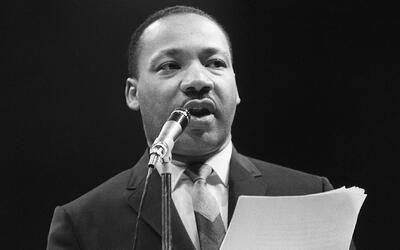 Se celebró el natalicio de Martin Luther King en la Iglesia Santa Sabina