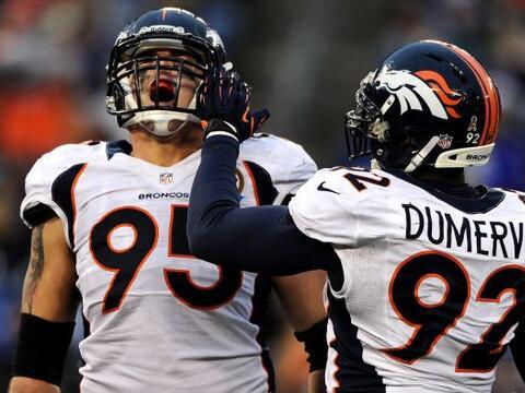 Los Broncos consiguieron su novena victoria al hilo al derrotar a domici...